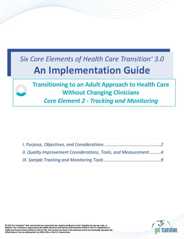 Implementation Guide: Tracking and Monitoring Thumbnail